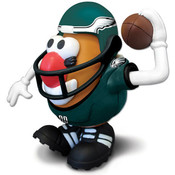 Philadelphia Eagles NFL Sports-Spuds Mr. Potato Head Toy