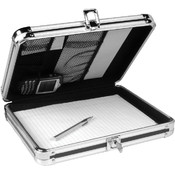 "Storage Clipboard with Key Lock, 8 1/2"" x 11"""