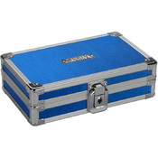 Pencil Box Dark Metallic Blue