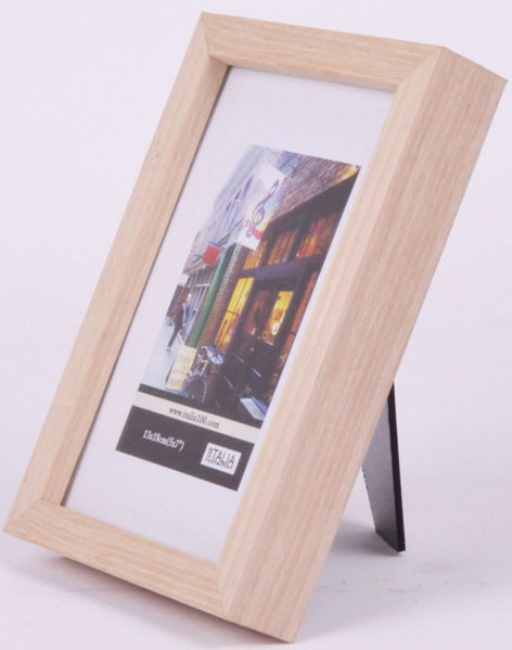 ''Italia 11'''' x 14'''' Square Picture FRAME Wooden Natural [1946260]''