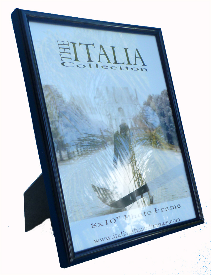 Wholesale Picture Frame Bd Black 8 X 10 In Sku