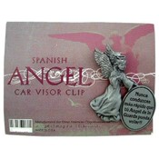 Guardian Angel Visor Clip in Spanish