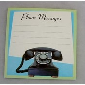 Retro Phone Magnetic Notepad Wholesale Bulk