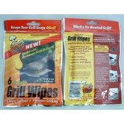 Grate Chef's Grill Wipes Wholesale Bulk