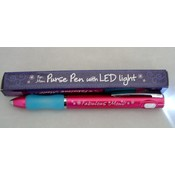 Mom LED Light Purse Pen