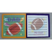Dad Stick-on Note Pad