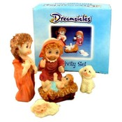 Dreamsicles Nativity Set Wholesale Bulk