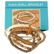 Puka Shell Bracelet