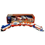 Pepsi 5pc Die Cast Train Set