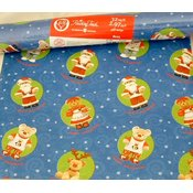 Build-A-Bear Workshop Build-A-Bear Holiday Roll Wrap- 32sq ft Wholesale Bulk