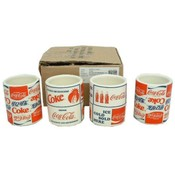 Coca-Cola Coca Cola Design Toothpick Holder Wholesale Bulk