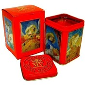 Vatican Angels Wick-n-Tin Candle