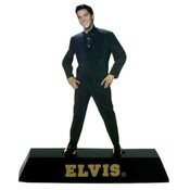 Elvis Presley Elvis In Black Suit Stand-up Wholesale Bulk