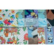 Wholesale Ddi Products Wholesale Flat Gift Wrap