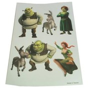 Shrek Window Clings