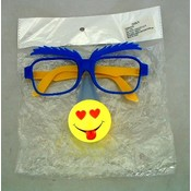 Light Up Eyeglasses & Nose
