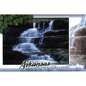 Arkansas Postcard 12138 Copperhead Falls Wholesale Bulk