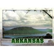 Arkansas Postcard 12146 Sugar Loaf Mtn. Wholesale Bulk