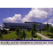 Arkansas Postcard 12176 Clinton Library Wholesale Bulk