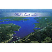 Arkansas Postcard 12182 Bull Shoals Lake Wholesale Bulk