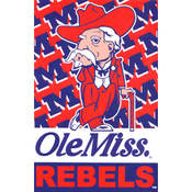 Mississippi Postcard 12319 Ole Miss