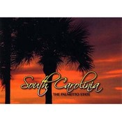 Jenkins South Carolina Postcard- Sunset Palm Wholesale Bulk