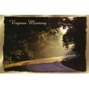 Virginia Postcard- Morning