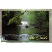Ozarks Postcard 13027 Ozark Waterfall Wholesale Bulk