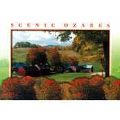 Ozarks Postcard 13030 Ozark Farm Wholesale Bulk