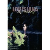Louisiana Postcard 13213 Fly Fishing