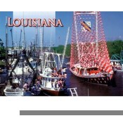 Louisiana Postcard 13227 Louisianna