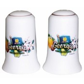 Georgia Salt and Pepper set Set Elements Wholesale Bulk
