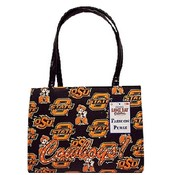 Oklahoma State University Ladies Purse Ks