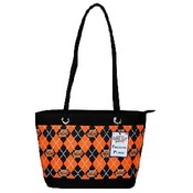 Oklahoma State University Ladies Purse Argyle