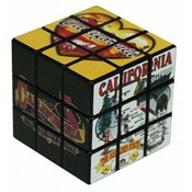 California Toy Puzzle Cube