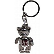 Jenkins Arkansas Metal Teddy Bear Keychain Wholesale Bulk