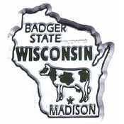 Wisconsin 2D Magnet