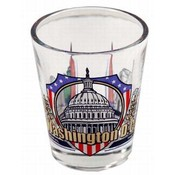 Jenkins Washington DC Shotglass- 3 View Wholesale Bulk