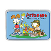 Arkansas Playing Cards- Garfield Camping