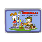 Tennessee Playing Cards- Garfield Camping