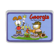 Georgia Playing Cards- Garfield Camping