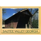 Georgia Postcard 2Usga247 Sautee Valley Wholesale Bulk