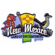 New Mexico 2D Magnet- Elements