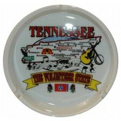 Tennessee Ashtray- State Map