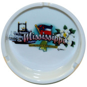 Mississippi Ashtray- Elements