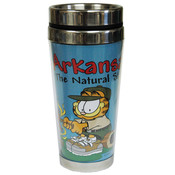 Jenkins Arkansas Travel Mug- Garfield Camping Wholesale Bulk