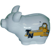 Tennessee Piggy Bank- State Outline w/Garfield