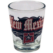 New Mexico Shotglass- Rock 'n Roll