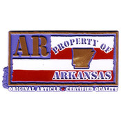 Arkansas Magnet 2D Property Of Wholesale Bulk