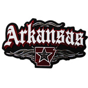 Arkansas 2D Magnet- Rock &#39;n Roll